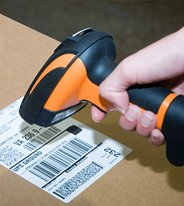 Barcode Scanner Repair Services at DBK