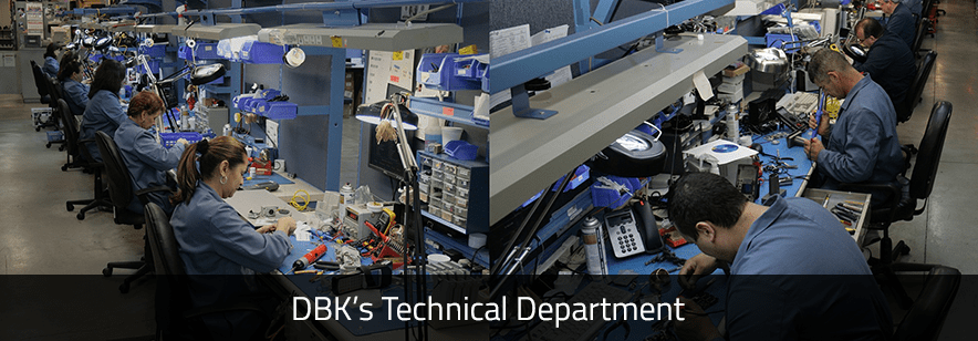 dbk technical department